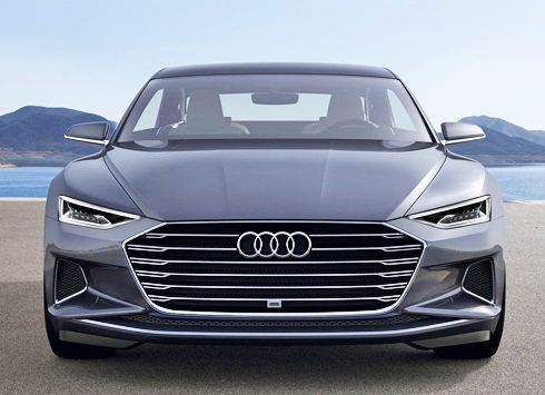 Audi prologue piloted driving concep