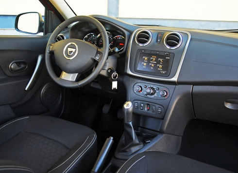 Dacia Sandero dCi 75