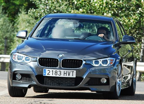 BMW 335i Aut.
