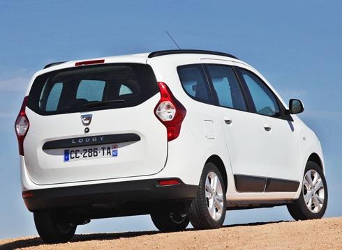 Dacia Lodgy Ambiance dCi 90 CV 5 plazas